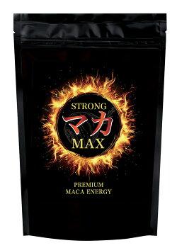 STRONGマカMAXサプリ〜ストロングマカマックス〜みなぎる驚き!健やかな毎日亜鉛高麗人参牡蠣ビタミンE男女兼用国内産