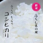 送料無料福島県産新米5kg米白米こしひかりコシヒカリ特別栽培米ふくしまプライドクーポン食卓主食ふっくらもっちり団らんおにぎりつやつや
