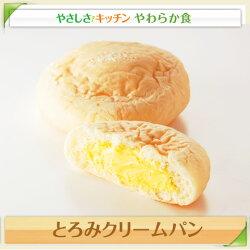 とろみクリームパン/やわらか食、介護食、嚥下訓練にも(ご自宅用)
