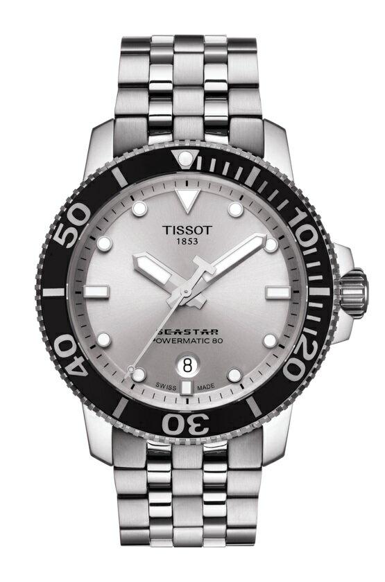 TISSOT SEASTAR 1000 AUTOMATICティソ シースター1000 オートマチック T120.407.11.031.00