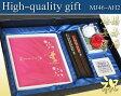 【結婚祝い名入れ 】黒箱ギフトセット020【MJ46/ディズニーアルバム/箸二膳(夫婦箸)】フォトアルバム/お祝い/ギフト/ウェディング/高級箸/Gift Set結婚記念日、金婚式、銀婚式プレゼント《present》