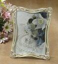 楽天ブライダルフォトフレーム【MJ70/2L/WH】/写真立て/結婚祝い/出産祝い/新築祝い/メモリアル/ベビー/内祝い/贈り物/ギフト/プレゼント/
