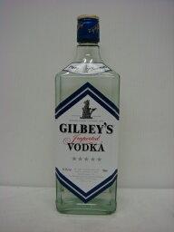 ギルビー・ウォッカ37.5%