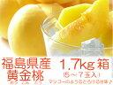 マンゴーの様なとろける甘さ♪期間限定のレアなピーチ♪黄色い桃の不思議な甘さをご賞味下さい...