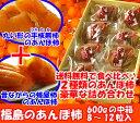 贈答向けの化粧箱入り。2種類のあんぽ柿の詰合せ♪はちや柿とまんまるかわいいひらたね柿の珍し...