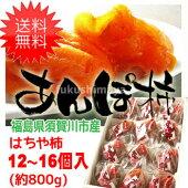 【送料無料】はちや柿のあんぽ柿(約800g)