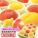 『黄金桃等の黄色い桃と特秀品桃を一緒にした夢の詰合せ♪3kg箱(7〜12玉入)』