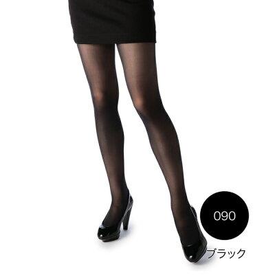 フクスケ 満足【引き締め着圧】40デニール タイツ