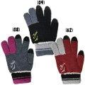 ミズノ(Mizuno)ソフトテニス日本代表応援JAPAN手袋62JY8X12ニットタッチパネル対応ブレスサーモ手袋