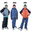 デサント(DESCENTE)ジュニアスキーウェア上下セットDJR-705JFスノーウェア子供のびのびパートナーヒートナビ