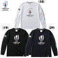 カンタベリー(CANTERBURY)ラグビーワールドカップ2019RWC2019ロングスリーブTシャツVWD49423(vwd49423)
