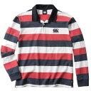 カンタベリー (CANTERBURY) ラグビー ロングスリーブ ラガーシャツ RA48590 29 メンズ 長袖ポロシャツ(ra48590-29) 1