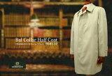 ■TRAD SALE!ステンカラーハーフコート Bal Collar Half Coat ( オフホワイト系サンドベージュ色 ) 9509-32/9501-32 メンズ/コート/ライナー付き