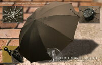 【FOXUMBRELLAS/フォックス・アンブレラズ】折りたたみ傘