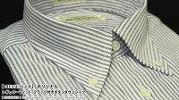 フラップ付きボタンダウンシャツ