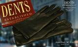 DENTS手袋 / デンツ手袋 / James Bond / 007 Model SHEEP SKIN [ ブラック / BLACK ] 15-0007 BLACK 【楽ギフ_包装】