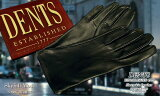 DENTS手袋 / デンツ手袋 / James Bond - Skyfall Model SHEEP SKIN [ ブラック ] 5-1007BLACK 【楽ギフ_包装】