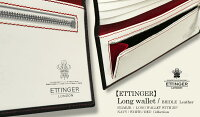 【ETTINGER/エッティンガー】NAVY-WHITE-REDColorCollection