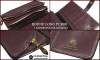 【グレンロイヤル/GLENROYAL】ROUNDLONGPURSE