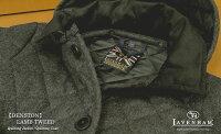 【LAVENHAM/ラベンハム】[DENSTON/デンストン]ラムツイードキルティングジャケット