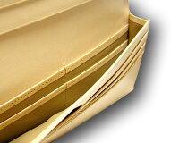 【キプリス】■コードバン&ベジタブルタンニング(ササマチ束入)長財布