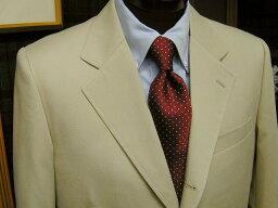 Messenger S/S Cotton Sack Suit: Beige