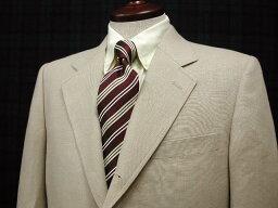 Messenger S/S Linen Sack Suit: Beige