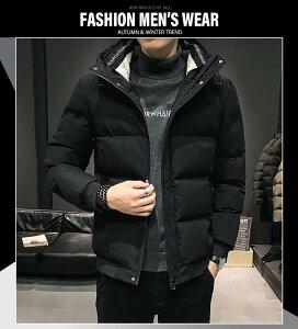中綿ジャケット 中綿入り 中綿コート 防寒保温ジャケット ブルゾン メンズ ダウンジャケット アウター おしゃれ 冬服