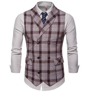 285516e52dd25 メンズ ベスト 大きいサイズ メンズファッション カジュアル スーツ 男性 着こなし 送料無料 袖なし コーディネート トップス