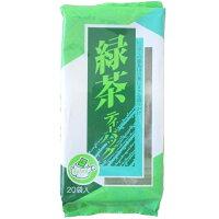 緑茶TB(内容量20パック×20)1パックあたり¥240