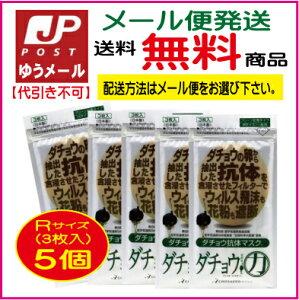 【JPメール便・送料無料】ダチョウ抗体マスク