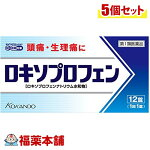 ロキソプロフェン錠(12錠×5個)