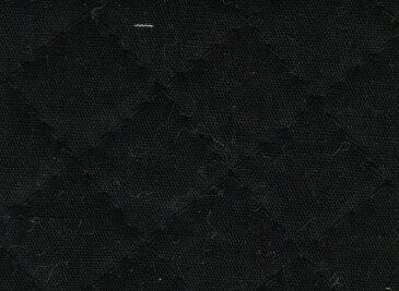 キルト生地 黒