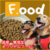 F.ood(え~フード)~フルのプレミアム無添加ドッグフード~(850g)【返品不可】【メール便不可】