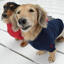 ベーシックな長袖Tシャツ!足長プードルやシュナウザーにもオススメ♪【犬の服 full of vigor】...