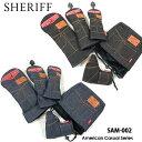 シェリフ SAM-002 アメリカンカジュアルシリーズ ヘッドカバー American Casual Series SHERIFF