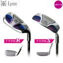 【レディース】リンクス ゴルフ ワイエス・ワン チッパー シャフト:オリジナルスチール LYNX YS-ONE