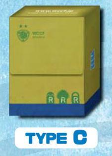 トレーディングカード・テレカ, トレーディングカード WCCF 11