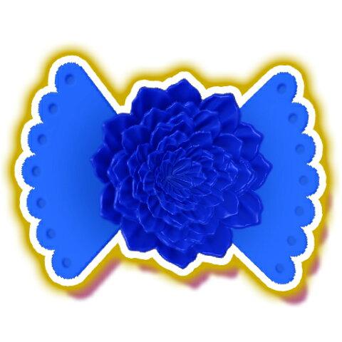 プリパラ【マイチケ】神3弾/★3-069 ブルーフラワーヘアアクセ N