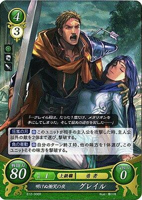 トレーディングカード・テレカ, トレーディングカード B12-006 R