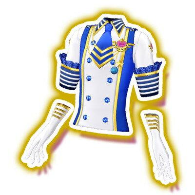プリパラ 【ドリチケ】★ドリームシアター神4弾 エアラインスカイコーデ PR