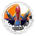 ウルトラマン アバレンボウル DISC-052 幻覚宇宙人メトロン星人タルデ ラウンドランチャー R1
