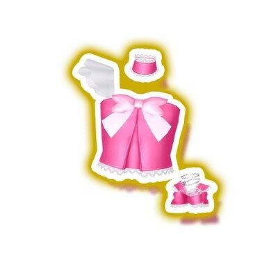 キラッとプリ☆チャン SL6-21 フレッシュピンクベアトップ R