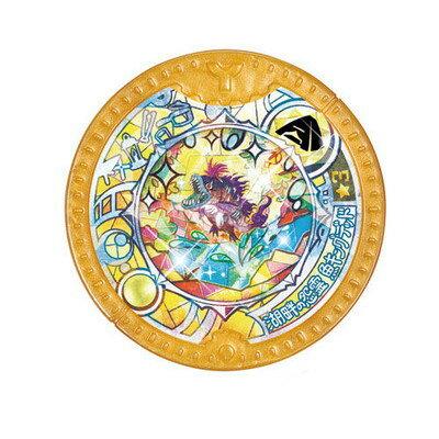 妖怪Yメダル オーバードライブ! 湖畔の怨霊 魚キングデッド ★3【激レア】画像