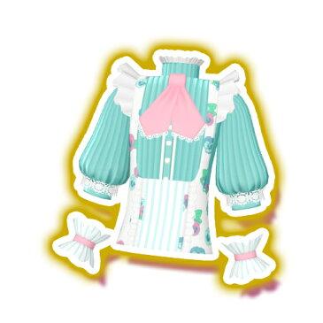 キラッとプリ☆チャン/PCH2-50 パンジーガールミントブラウス N