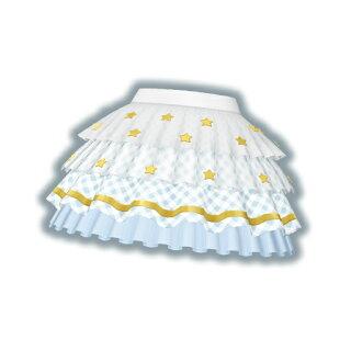 キラッとプリ☆チャン/SP-02プリ☆チャンユニフォームピュアホワイトスカートSR