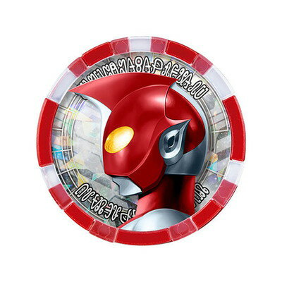 ウルトラマンフュージョンファイト【ウルトラメダル】ウルトラマンゼアスメダル[GPウルトラメダル04]画像