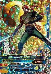 トレーディングカード・テレカ, トレーディングカード 3 3-036 BLACK RX LR