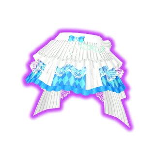 キラッとプリ☆チャン/PCH3-12サマーメイドホワイトスカイスカートPR