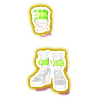 キラッとプリ☆チャン/PCH3-21サマーメイドホワイトリーフシューズSR